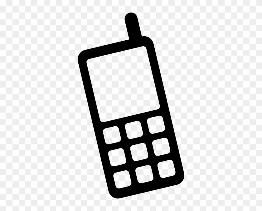 Phone Clip Art #20794