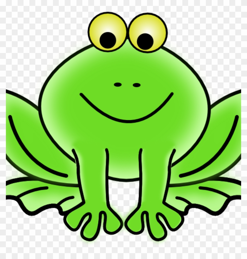 Frog Clipart Frog 9 Clip Art At Clker Vector Clip Art - Animated Pictures Of A Frog #20825
