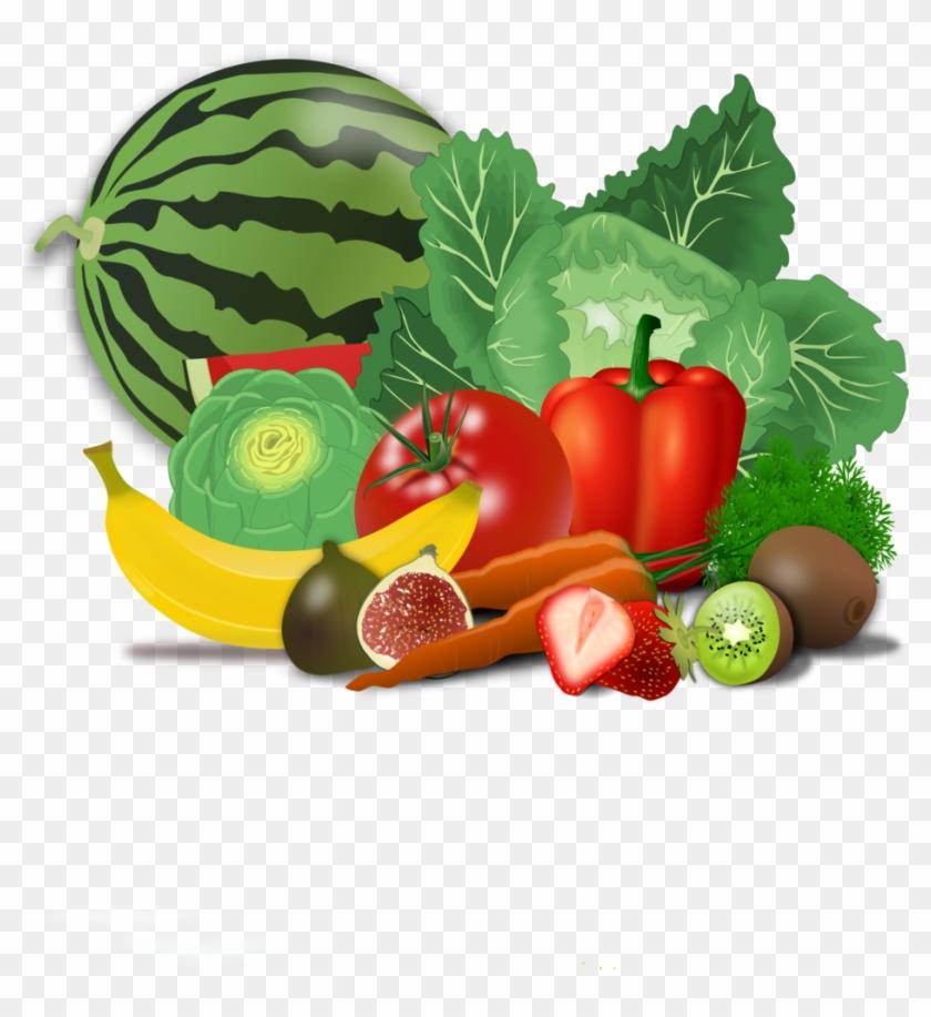 Bread Fruit Clipart, Vector Clip Art Online, Royalty - Fruit And Veggies Clipart #20829