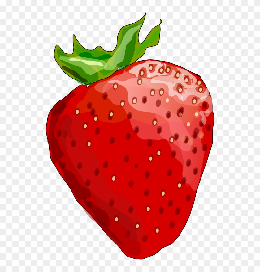 Strawberry, Fruit, Food, Pink, Red, Edible, Raw - Strawberry Clipart Transparent Background #20831
