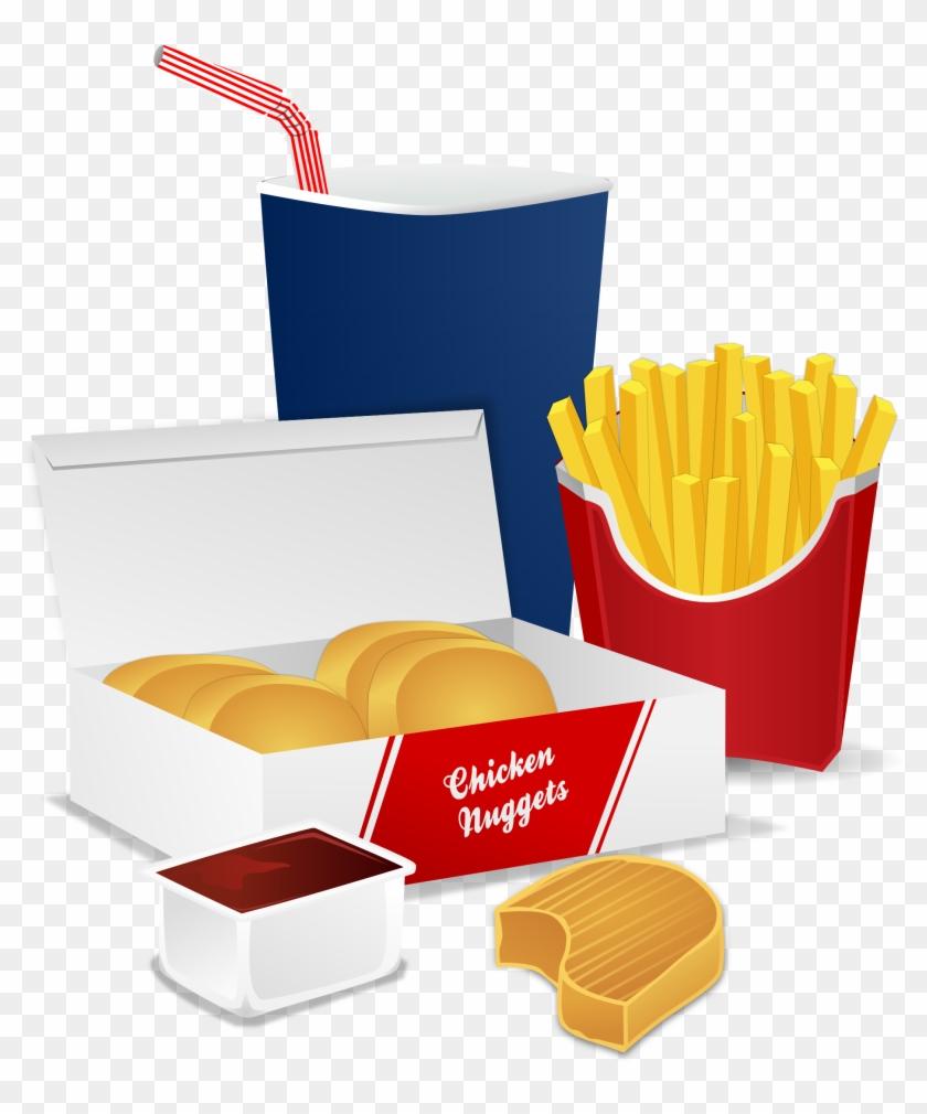 Big Image - Junk Food Clipart Png #20839