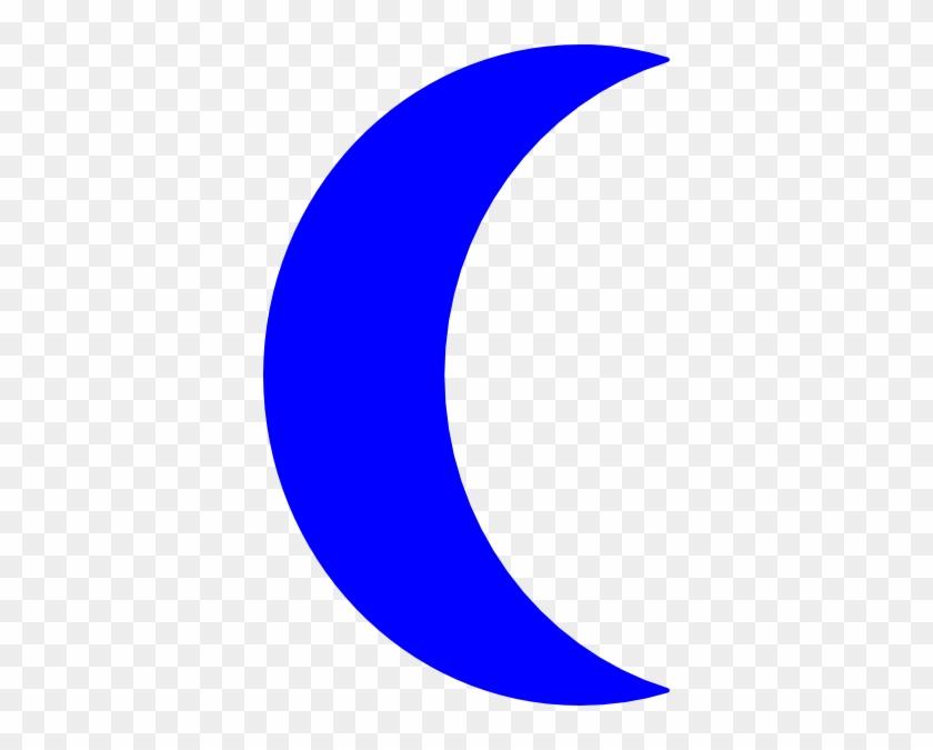 Royal Blue Moon Clip Art At Clker - Blue Moon Clipart #20864