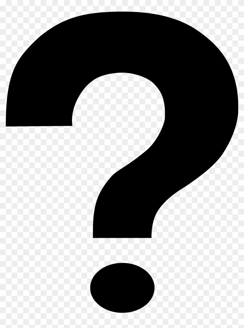 Question Mark Alternate - Question Mark Png #20895