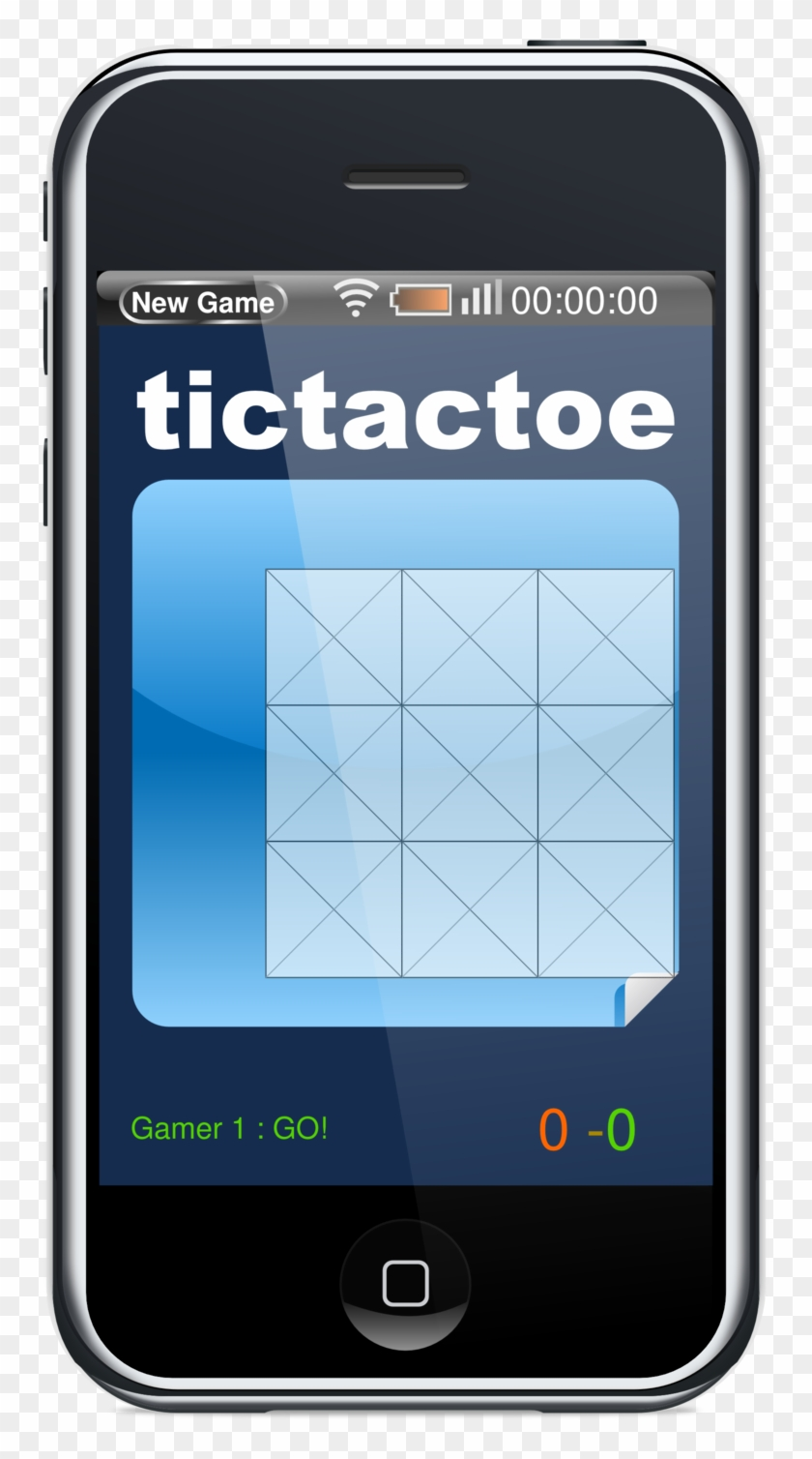 Javascript Phone Tictactoe Game - Portable Network Graphics #20928