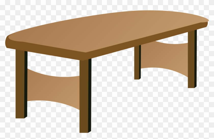 Clip Art Tables Clipartall - Table No Background #20930
