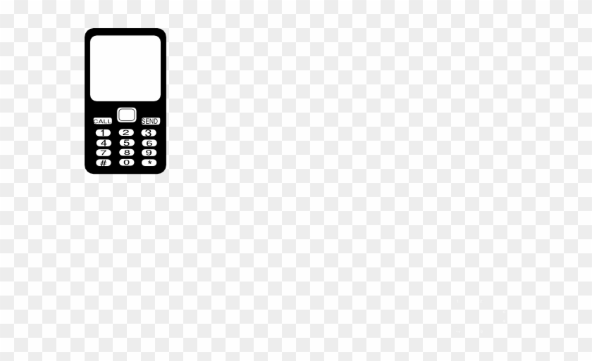 Feature Phone Royalty-free Clip Art - Telephony #20937
