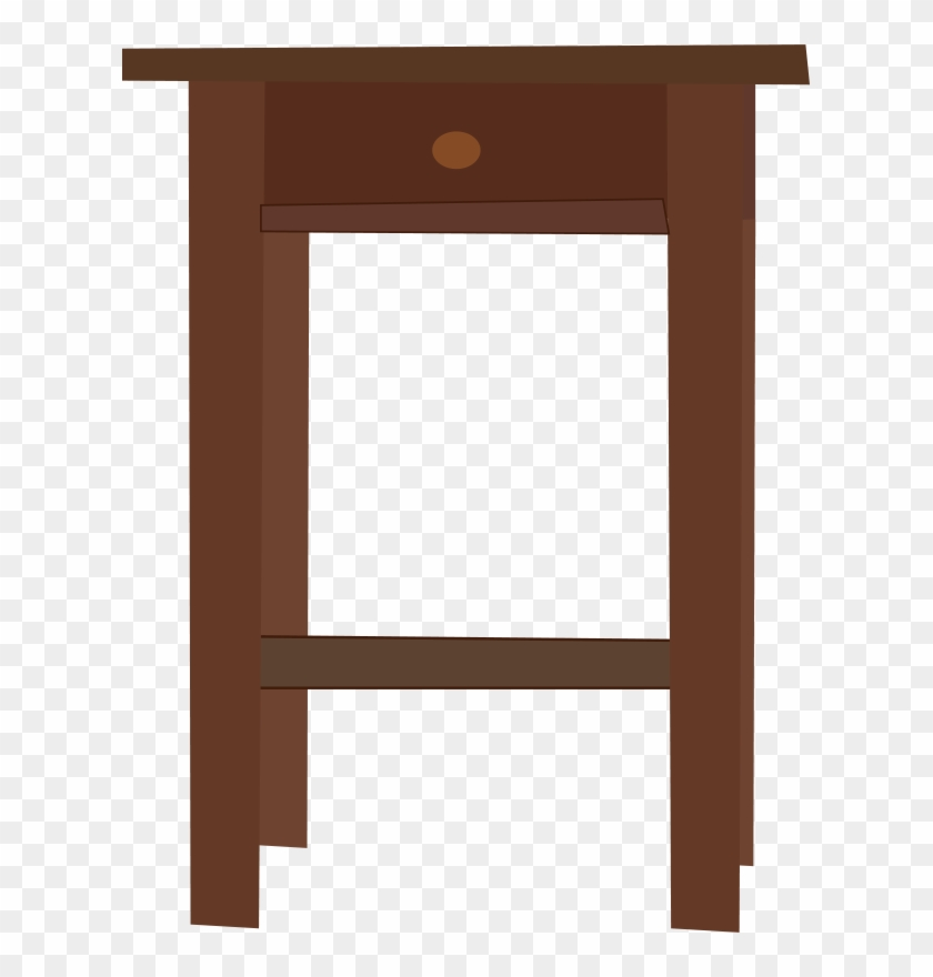 Table Clip Art At Clker - End Table Clip Art #20938
