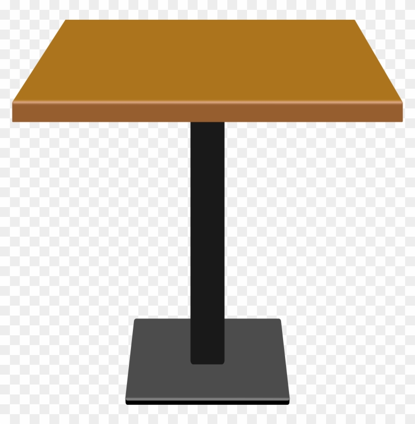 Big Image - Table Vector Png #20943