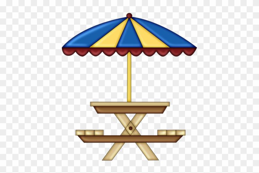 Picnic Table Clipart - Picnic #20985
