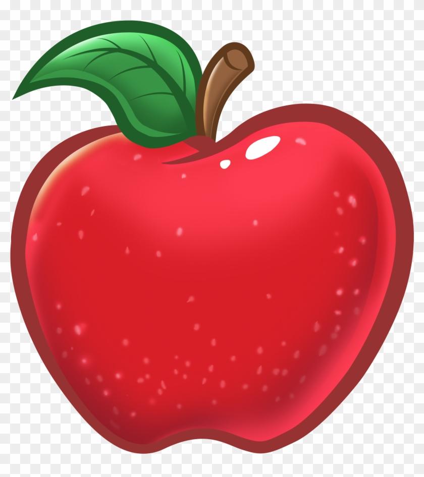 Clip Art - Apple Png #21029