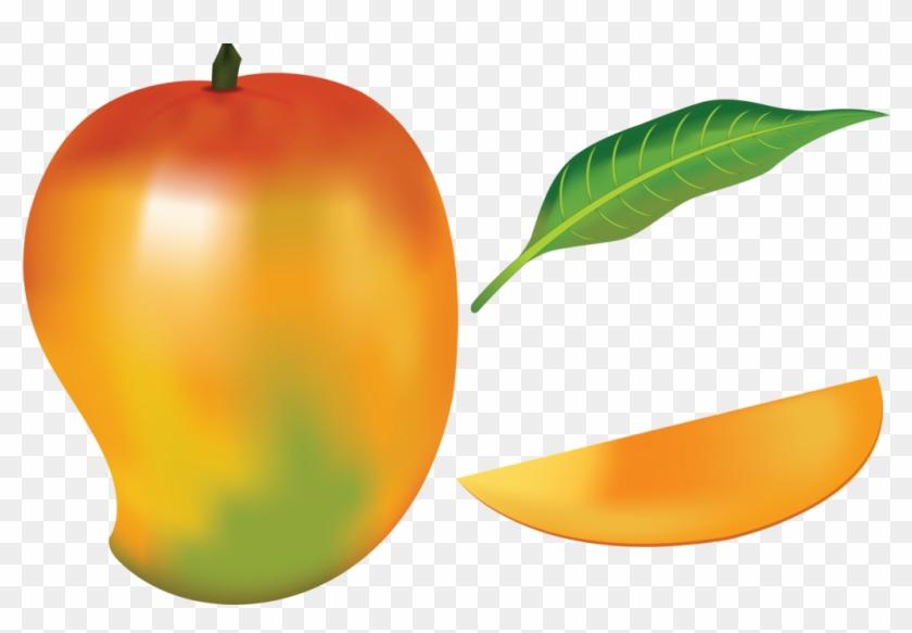 Mango Fruit Drawing Clip Art - Mango Fruit Drawing Clip Art #21067