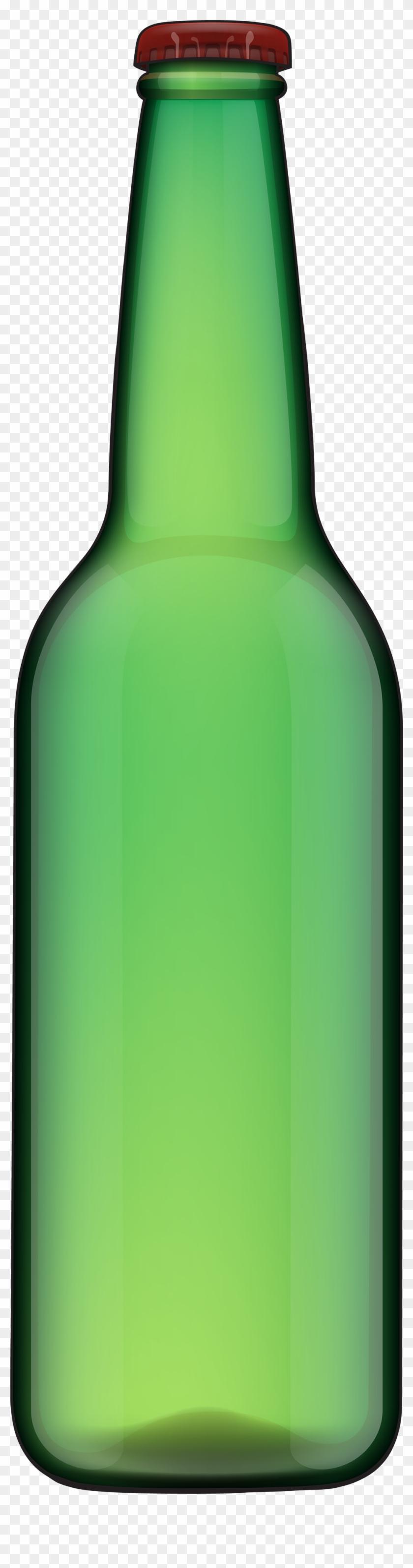 Beer Bottles Irish Flag - Beer Bottle #21073