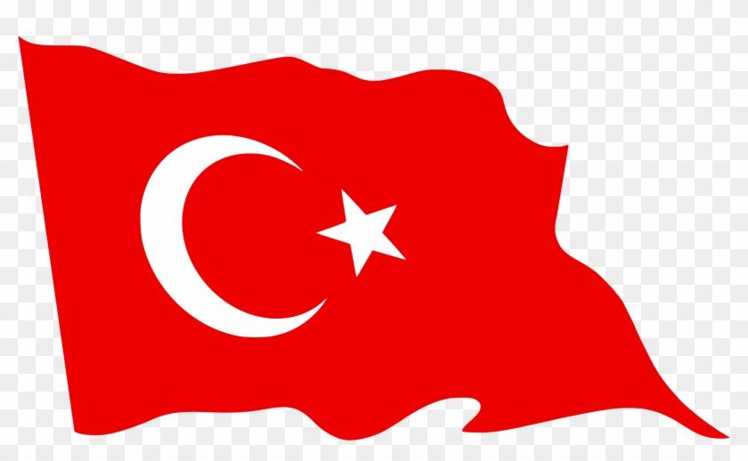 Of Turkey - Sticker Türk Bayrağı #21091