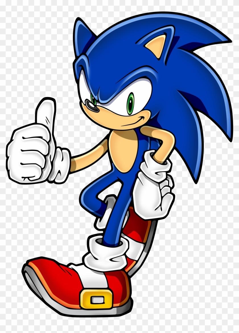 Ёжик Panasonic Обновил Броню На Колючках - Sonic's The Name Speed's My Game #21097