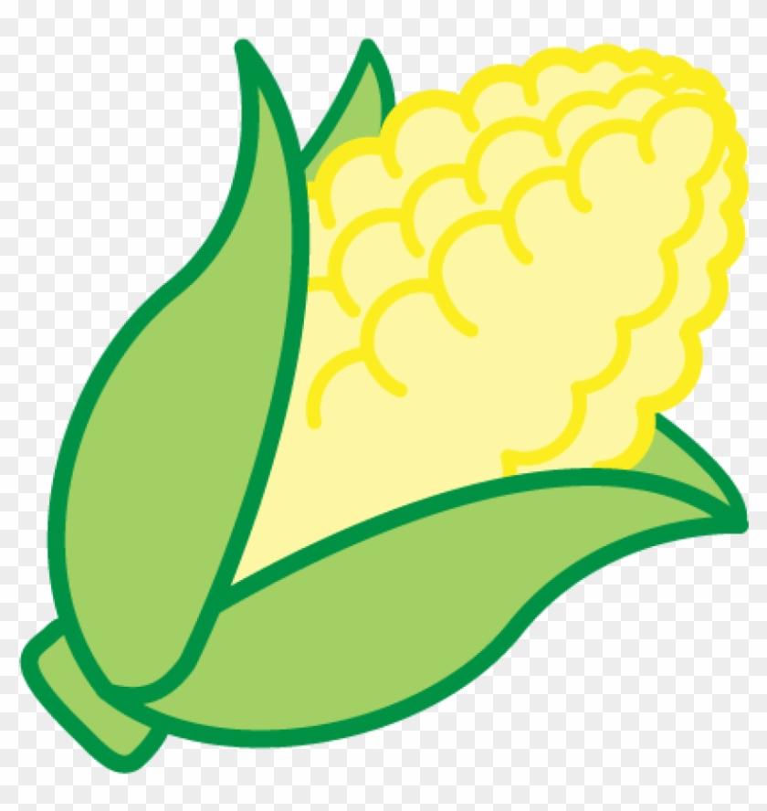 Corn Free To Use Cliparts - Cartoon Corn Transparent #21095