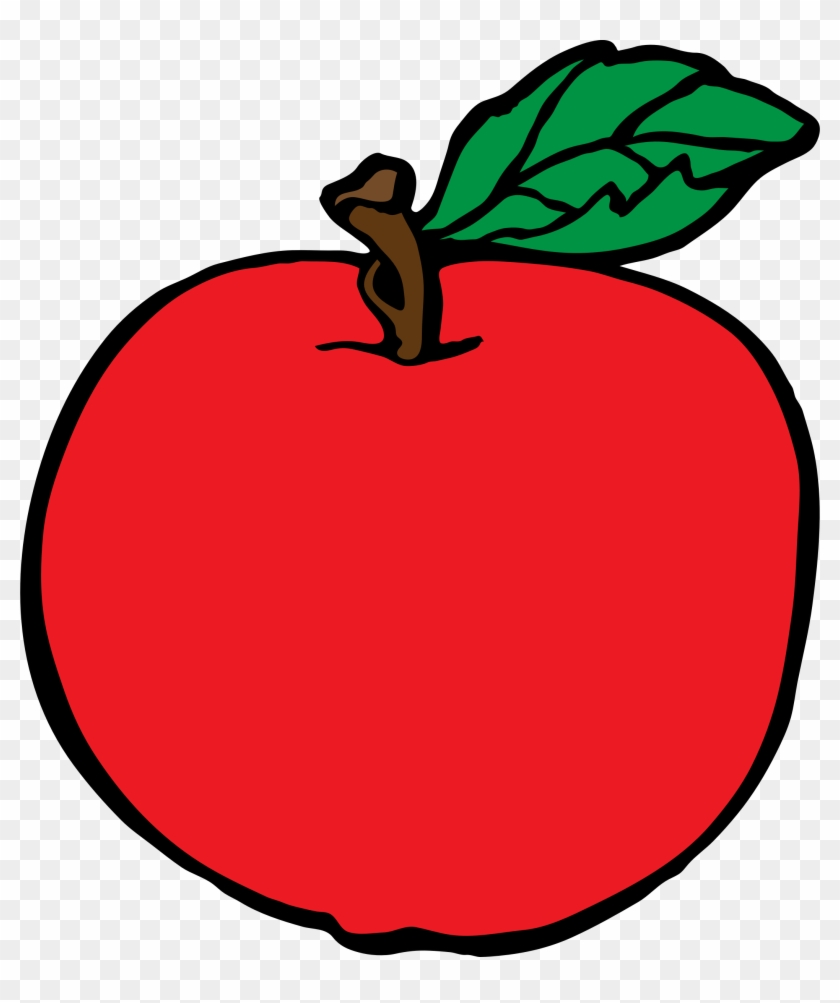 Apple Clipart Background - Free Clipart Apple #21107