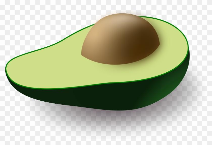 Avocado Png - Cartoon Picture Of Avocado #21114