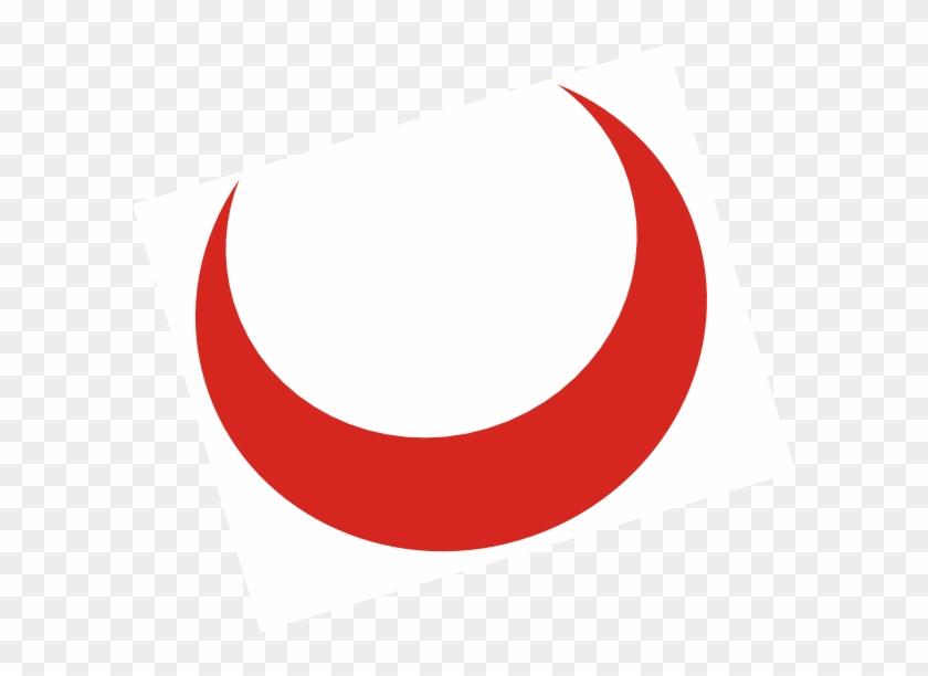 Gamma Phi Moon Clip Art At Clker - Moon Clipart Red #21117