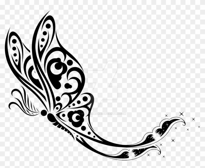 Lunar Clipart Tribal - Luna Moth #21119