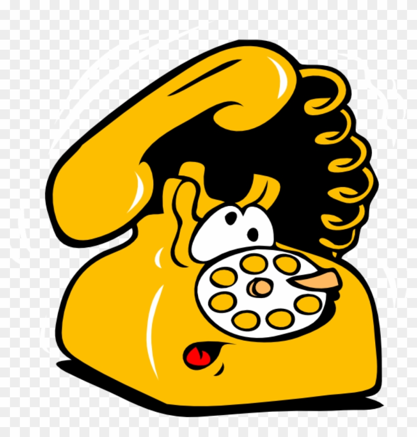 Phone Clipart Phone Clip Art At Clker Vector Clip Art - Phone Rings Clipart Png #21151