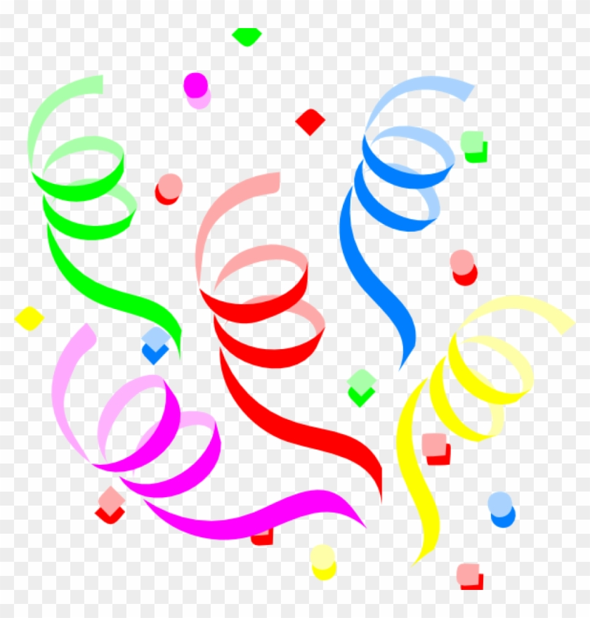 Confetti Clipart Confetti Explosion Clip Art At Clker - Confetti Clipart #21172