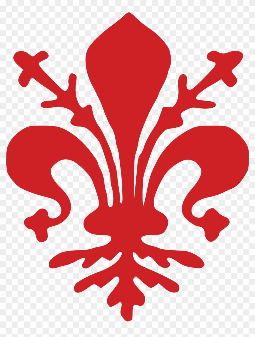 February Calendar Clipart - Florence City Flag #21205