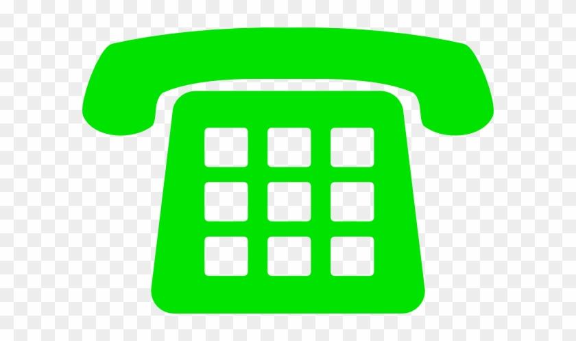 Telephone Landline Clip Art - Landline Phone Logo Png #21228
