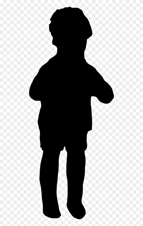 Boy Silhouette - Star Wars Leia Silhouette #21232