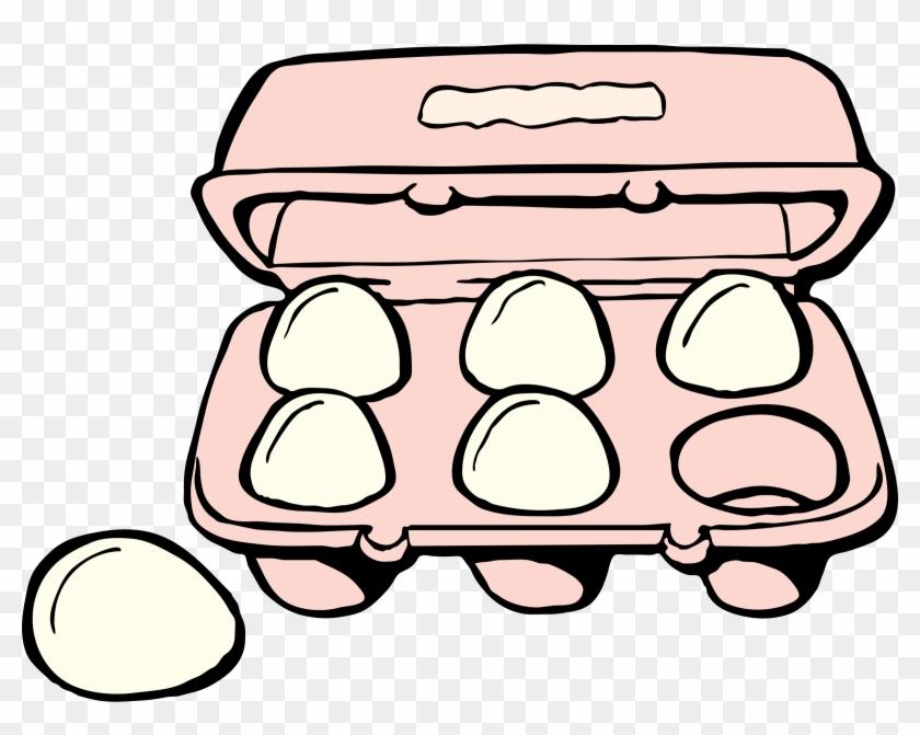 Egg - Eggs Clipart #21237