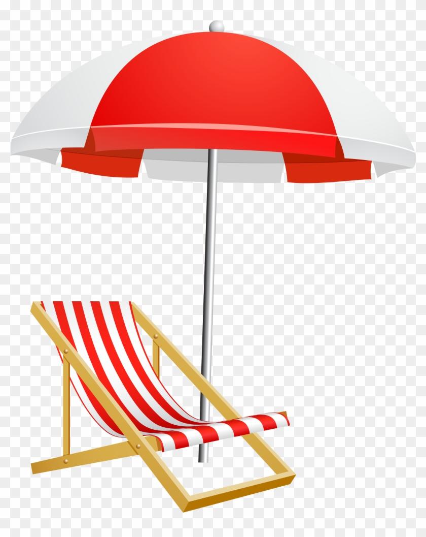 Beach - Beach Umbrella Transparent Background #21265