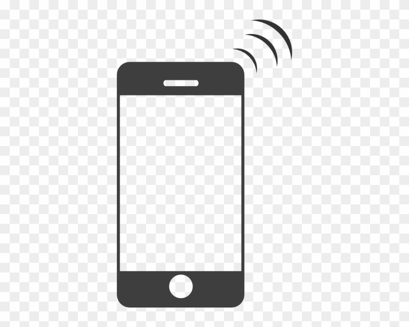 Phone Clipart Mobile Logo - Iphone Clipart #21266