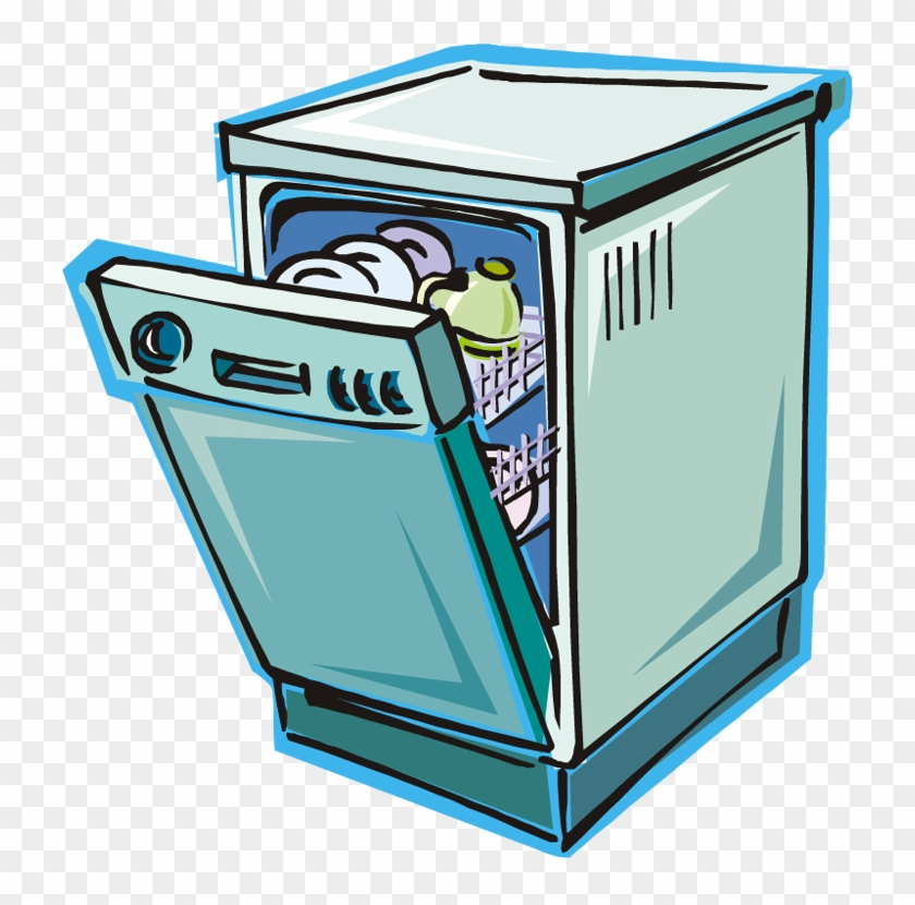 Dishwasher Clipart Png #21268