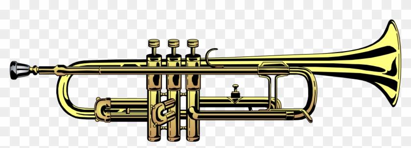 Trumpet Clip Art Free Clipart Images - Trump Rapture Last Trump Will Sound #21279