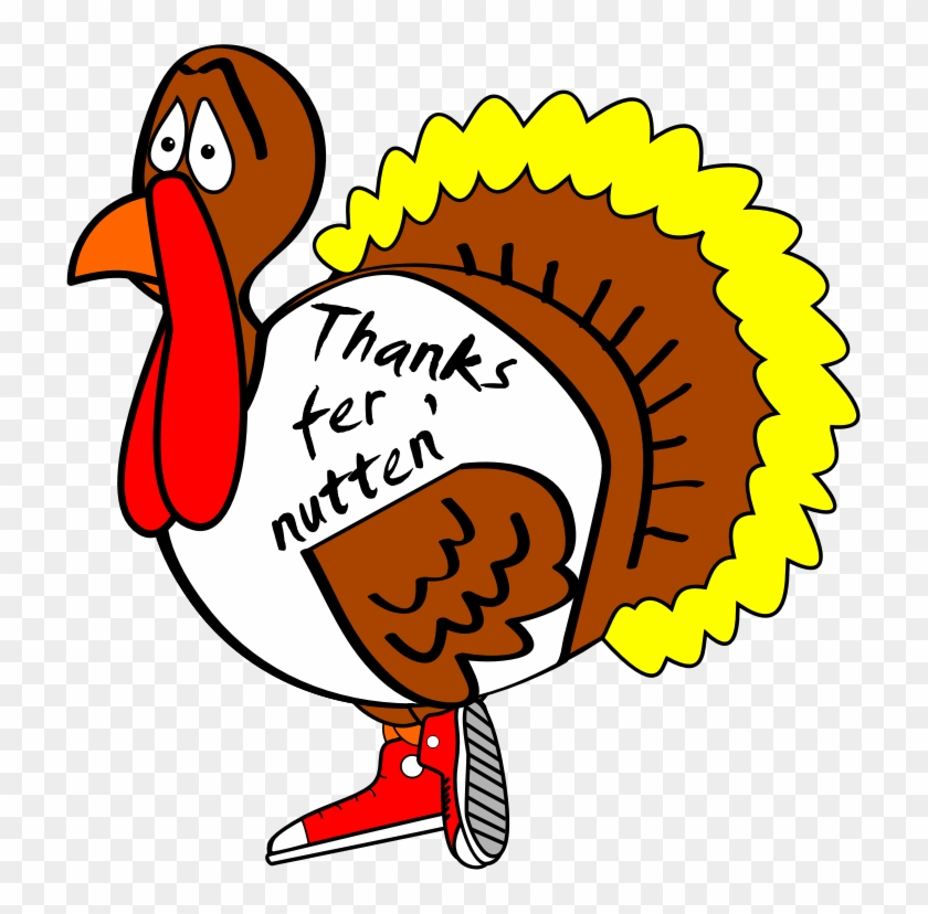 Funny Turkey Pictures Clip Art - Funny Turkey Clipart #21295