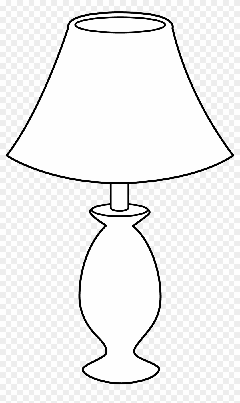 Clipart Info Table Lamp Design Drawing Free Transparent Png