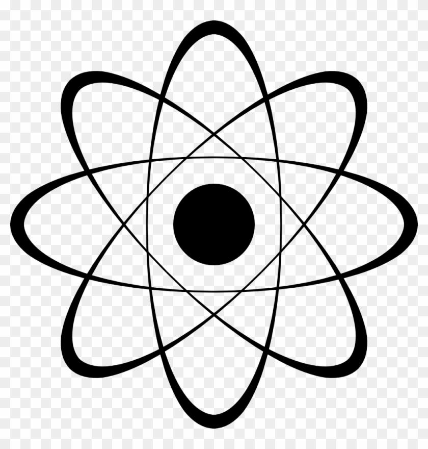 Oxygen Atom Cartoon - Atom Icon #21334