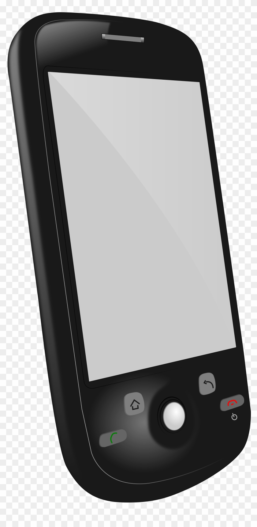 Clipart Cell Phone - Cell Phone Ò Clipart #21363