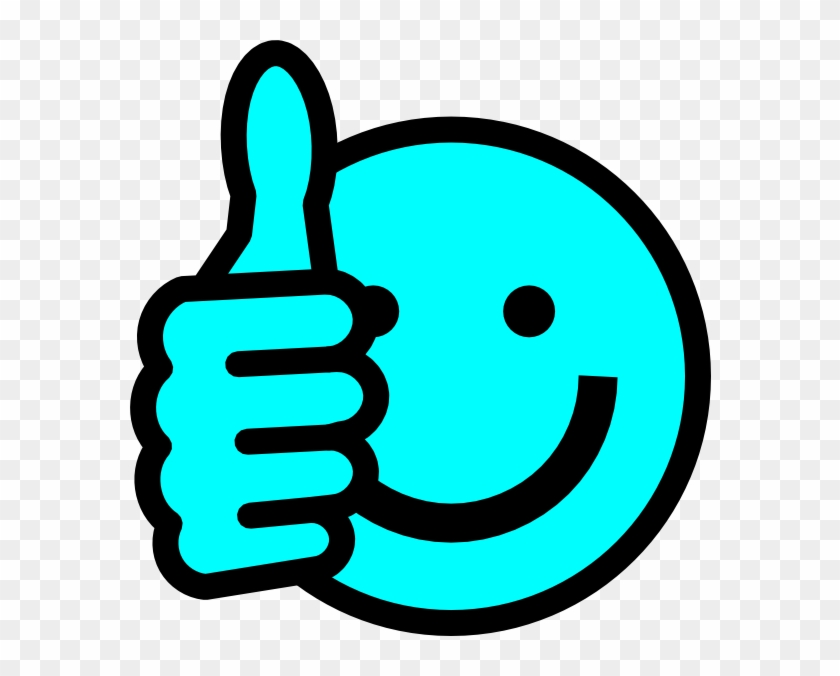 Thumbs Up Clipart Free #21402
