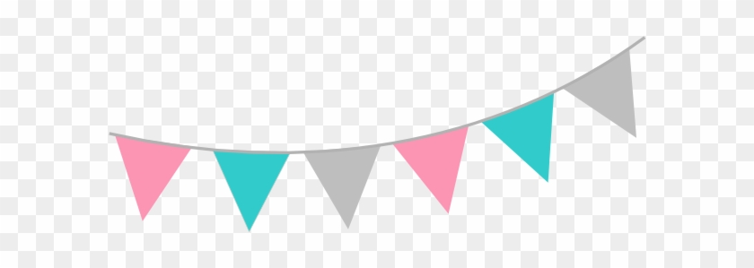 Crafty Inspiration Ideas Baby Shower Clip Art Banner - Baby Flag Png #21442