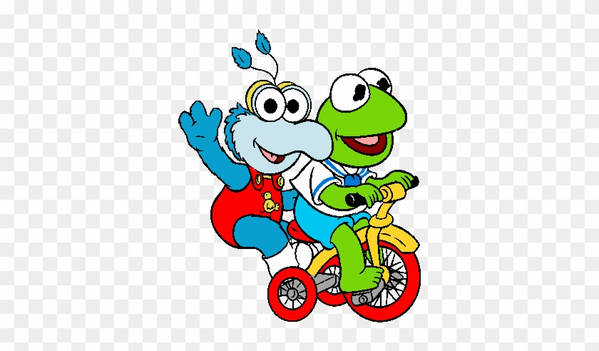 Muppet Babies Cartoon Characters Clipart - Muppet Babies Coloring Pages #21467