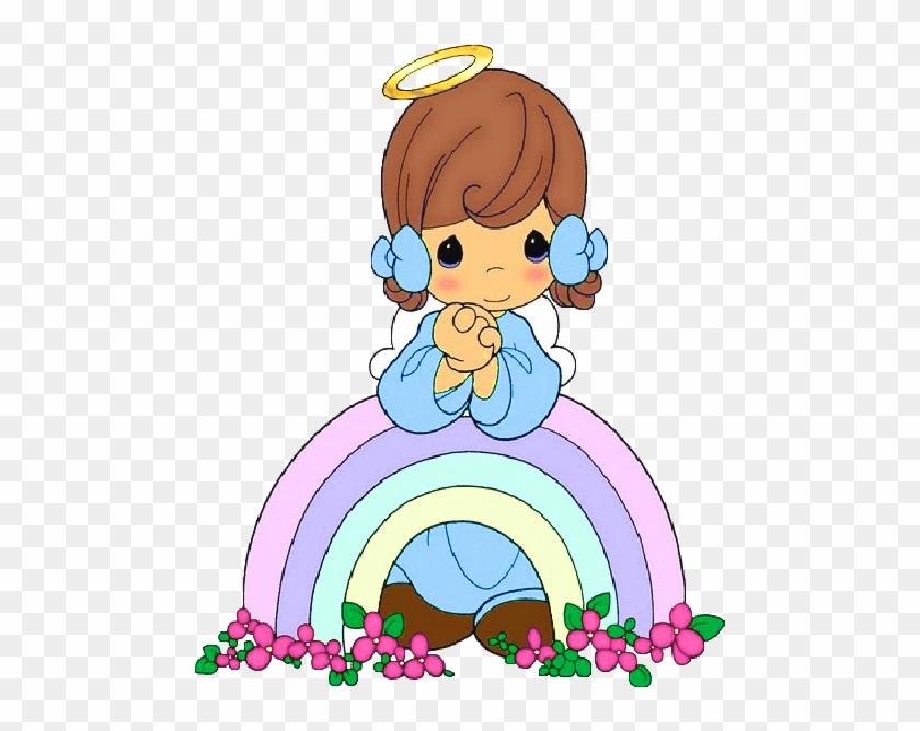 Free Baby Angel Clip - Cute Baby Angel Cartoon #21472