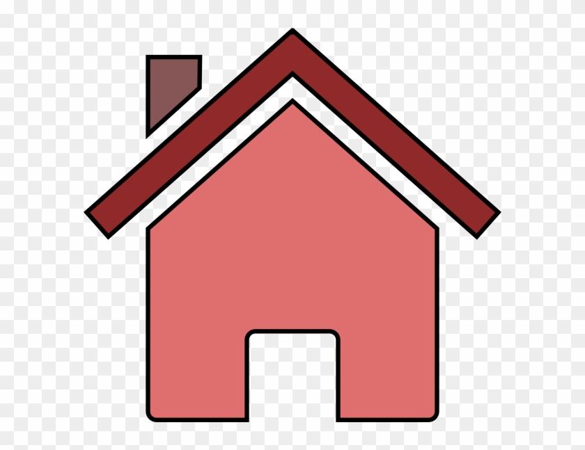 Pastel House Clipart Clip Art At Clker - Clip Art #21492