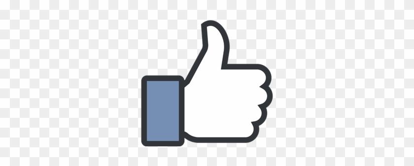 Like Us On Facebook - Like Mark #21501