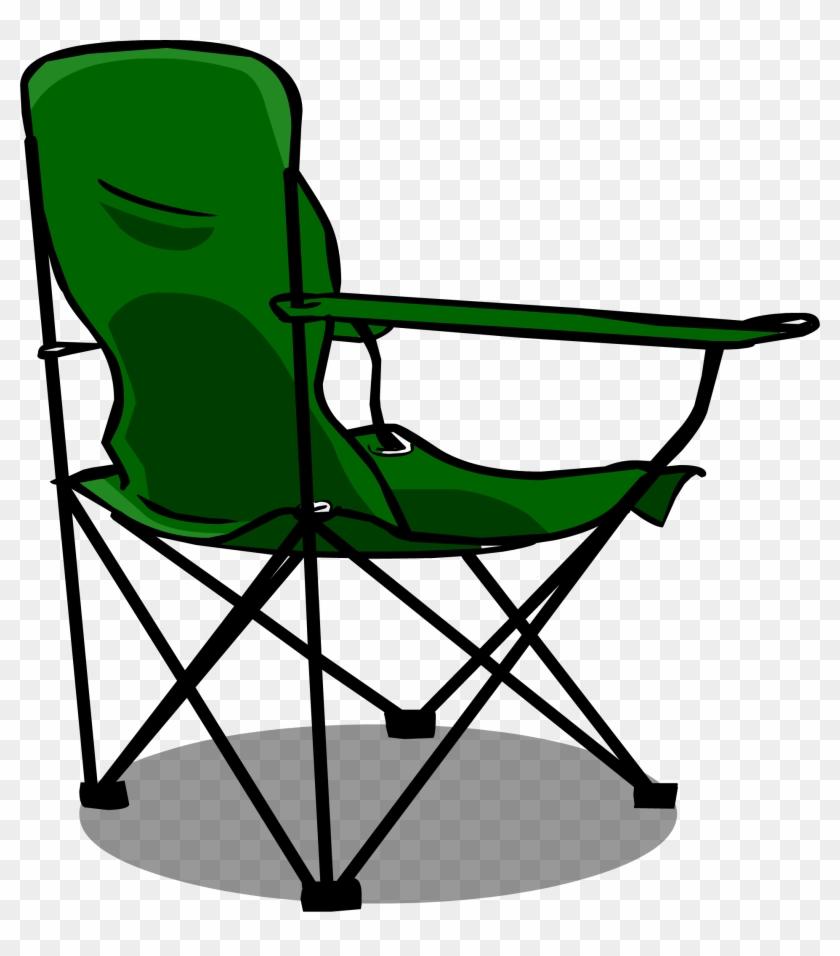 Folding Chair Furniture Table Clip Art - Folding Chair Furniture Table Clip Art #21546