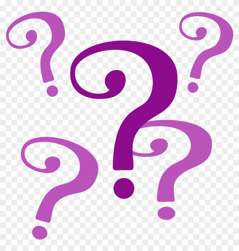Question Mark Clip Art #21517