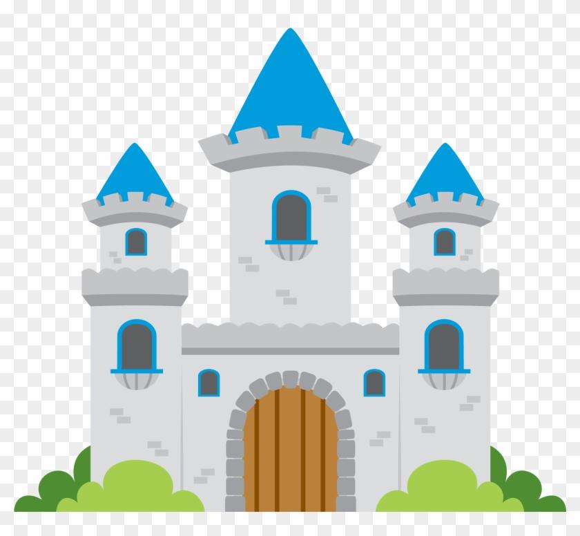 Castle Clipart Transparent - Fairytale Clipart #21520