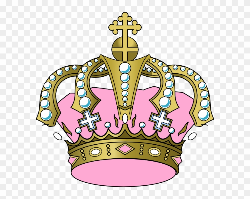 Pink Crown Clipart Clip Art - Crowns Animated #21579