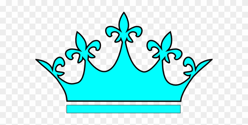 Queen Crown Clip Art At Clker - Black And White Clipart Crown #21580