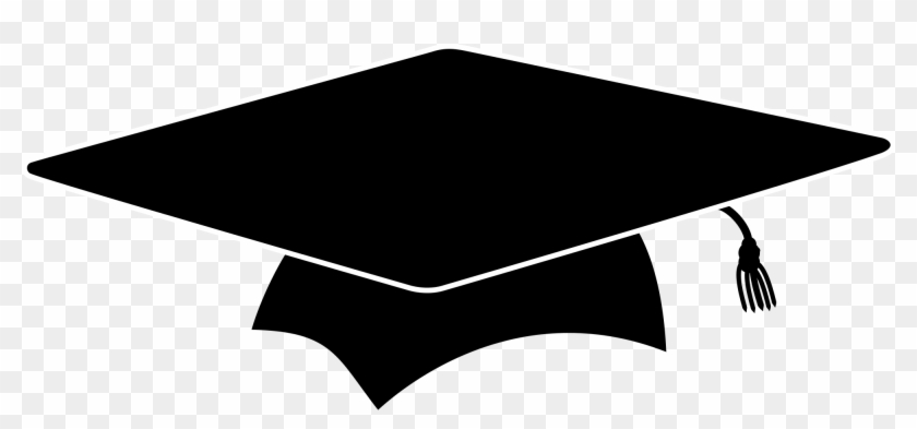 Academic-hat - Graduation Hat Clipart Png #21588