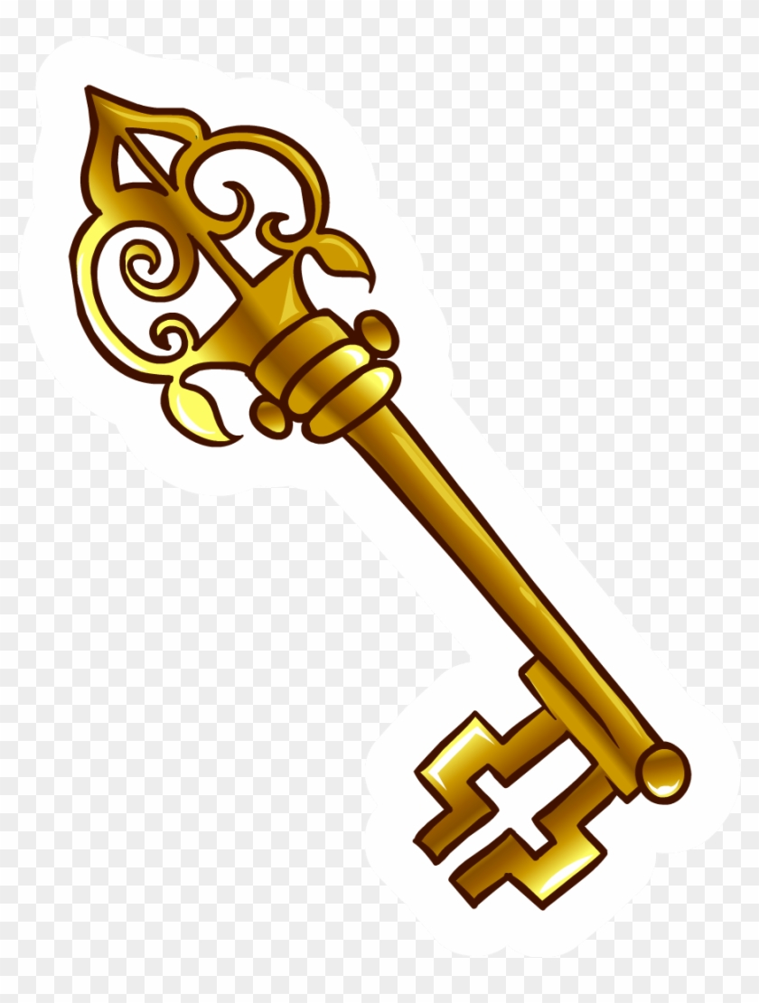 House Key Png - Key Clipart Transparent Background #21646
